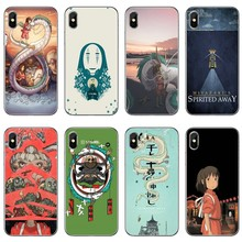 spirited away Mobile Phone Case For Samsung Galaxy Note 10 9 8 5 4 S10E S10 Lite S9 S8 S7 S6 Edge Plus S5 S4 Mini(China)