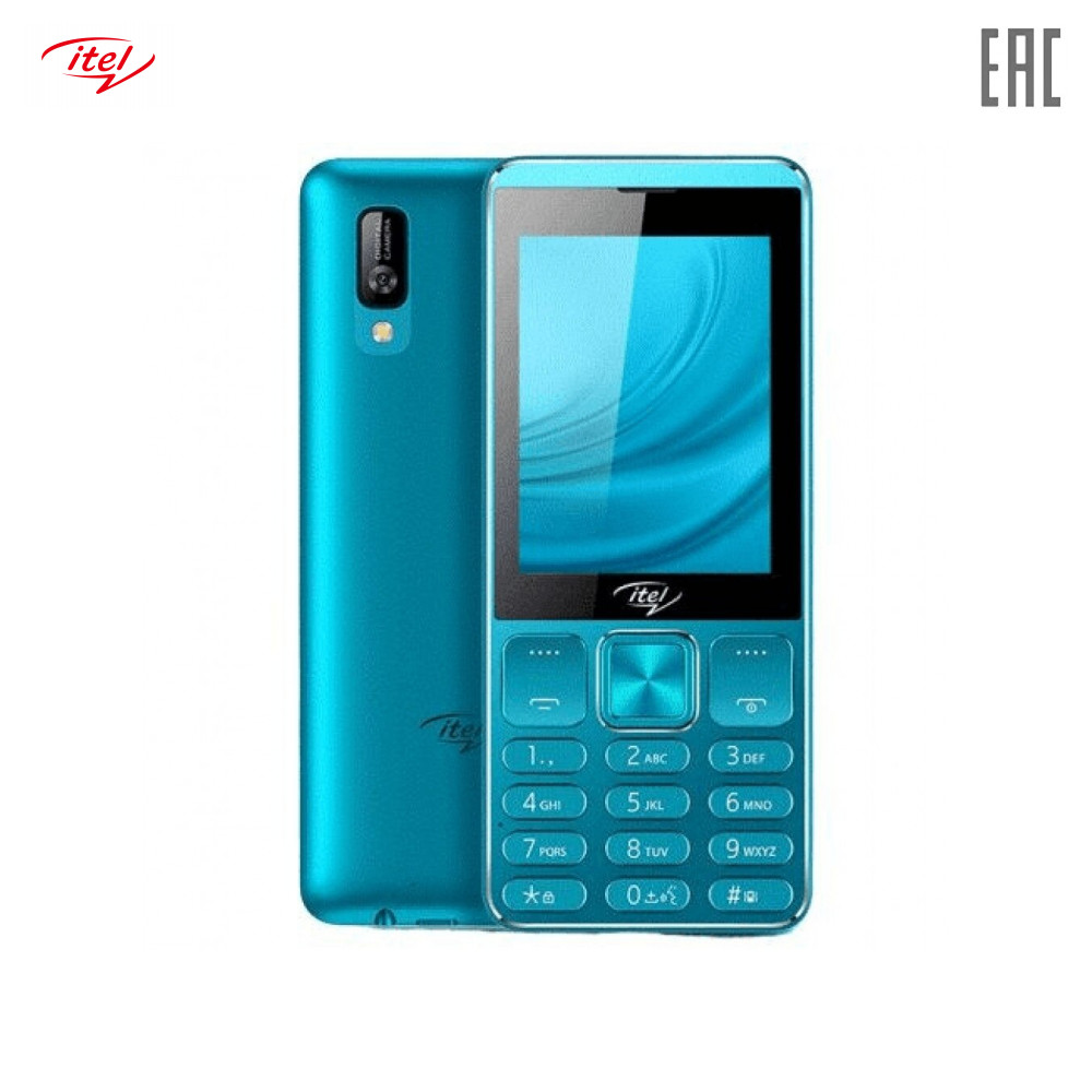 Mobile Phones ITEL it6320 cellular phone cellphone 2.8'' 320x240 8MB RAM 8MB up to 32GB flash 13Mpix 2 Sim 2G BT v3.0 Micro-USB 1900mAh