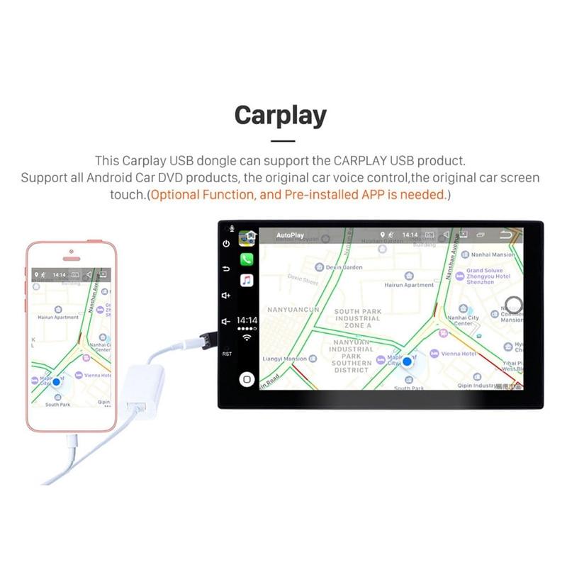 9 Inch Android 8,1 Auto GPS Radio Stereo Navigation Multimedia Player für BMW X3 E83 2004 - 2012