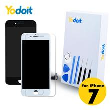 Replacement Lcd-Screen Complete Yodoit iPhone 7 Digitizer Front-Camera Touch Free-Repair--Tools