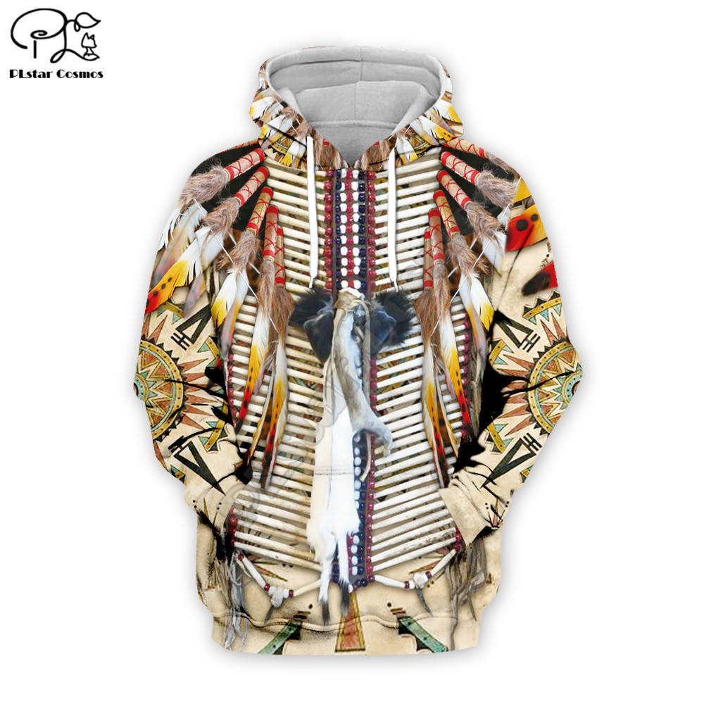 Fashion Hoodie Native Indian <font><b>3D</b></font> Printed <font><b>hoodies</b></font> <font><b>Unisex</b></font> Harajuku streetwear women for men seatshirts sudadera hombre style-1 image