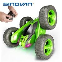Sinovan-coche acrobático teledirigido con deformación de 2,4G y 4 canales, Buggy con giro de 360 grados y Control remoto