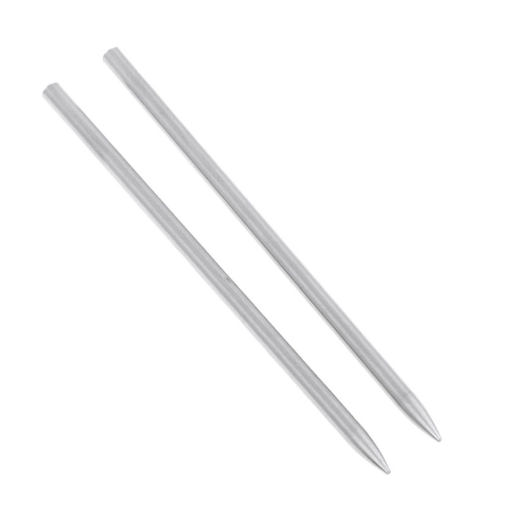 Details about  /2pcs paracord fids lacing stitching weaving needles stainless steel//cop LuTs