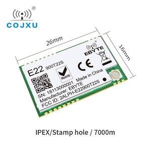 Image 2 - E22 900T22S SX1262 UART TCXO Draadloze Module 868MHz 915MHz Transceiver IoT SMD IPEX Interface