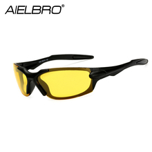 цена на Men Polarized Cycling Glasses Bike Bicycle Glasses Sports Men's Sunglasses MTB Road Cycling Eyewear Protection Goggles