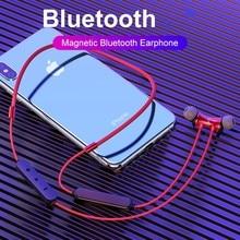 Doboss Auricolari Senza Fili Bluetooth Auricolari Vivavoce Magnetico Cuffie Noise Cancelling Auricolare Con Il Mic Per il iPhone Xiaomi