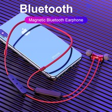 Doboss Drahtlose Kopfhörer Bluetooth Ohrhörer Freisprecheinrichtung Magnetische Kopfhörer Noise Cancelling Headset Mit Mic Für iPhone Xiaomi