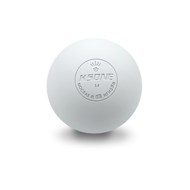 Fitness Lacrosse Ball Training Fascia Hockey Rubber Balls Yoga Massage Trigger Point Great For Myofascial Release