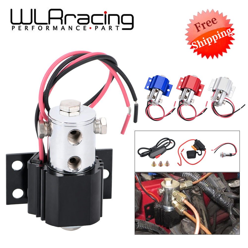 Free Shipping - Universal Front Brake Line Lock Kit Heavy Duty Type Roll Control Hill Holder Kit WLR-ZDQ01