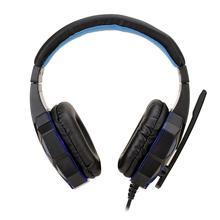 цена на Light Mic Stereo Earphones For PC Computer Deep Bass Gaming Headsets Immersive Headphones Gamer Accessories