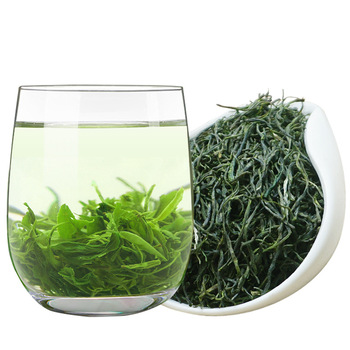 2020 Morocco Xinyang Maojian Green Tea 250g Real Organic New Early Spring tea for weight loss Health Care Green Food 1