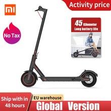 Xiaomi Mi электрический самокат M365 Pro Hoverboard Smart E самокат скейтборд складной Лонгборд 2 колеса патинет для взрослых 45 км батарея
