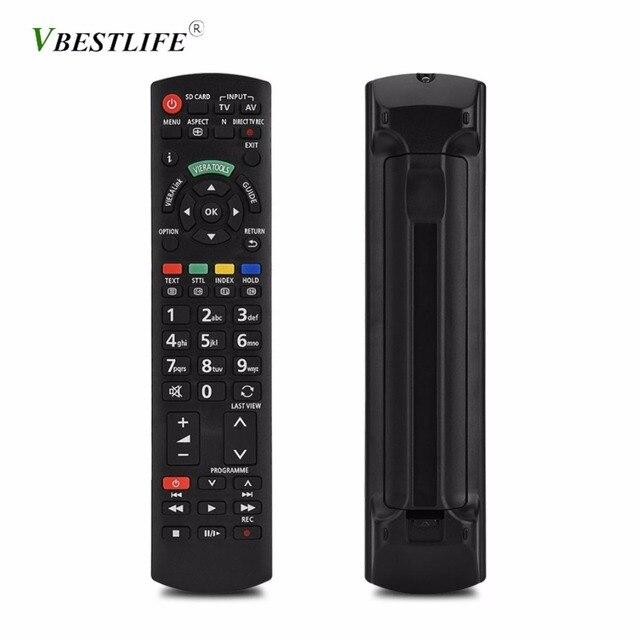 Télécommande IR pour Panasonic TV N2QAYB000572 N2QAYB000487 EUR7628030 EUR7628010 N2QAYB000352 N2QAYB000753 télécommande intelligente