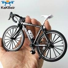 Модель велосипеда горного kakbeir 1:10 из сплава литой металлический