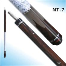 FURY NT-7 Pool Cue Stick Kit Billiard 13mm Genuine Kamui M Tip XTC Ferule High-end Eye Bird Maple Professional