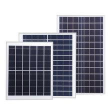 3 Вт/6 Вт/10 Вт/15 Вт Панели солнечные зарядные фотоэлектрические