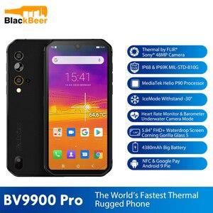 Мобильный телефон Blackview BV9900 Pro 4G 5,84