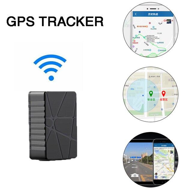 Fahrzeug GPS Tracker Auto GPS Locator Wasserdicht Fahrzeug Tracker Magnet Auto Mini GPS Tracker Pet Anti-Verloren Aufnahme Tracking