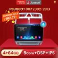 Junsun V1 pro 2G + 32G Android 10 Für PEUGEOT 307 sw 307 2002 - 2013 Auto Radio multimedia Video Player Navigation GPS 2 din dvd