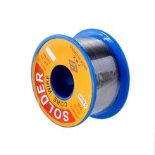 0.8/1.0/1.2MM Environmental Disposable Solder Wire Tin Lead Melt Rosin Core Soldering Wire Roll for Electrical Solder