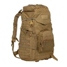 50L New Tactical Attack Outdoor Large Capacity Mountaineering Travel Tourism Leisure Camouflage Backpack Rucksack