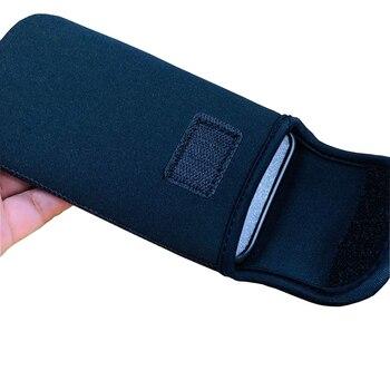 Перейти на Алиэкспресс и купить Эластичный Мягкий чехол с рукавом для телефона чехол для Samsung Galaxy A10e Selfie Xcover Pro Z Flip A2 Core Fold J2 Pure Jean2 Wide4