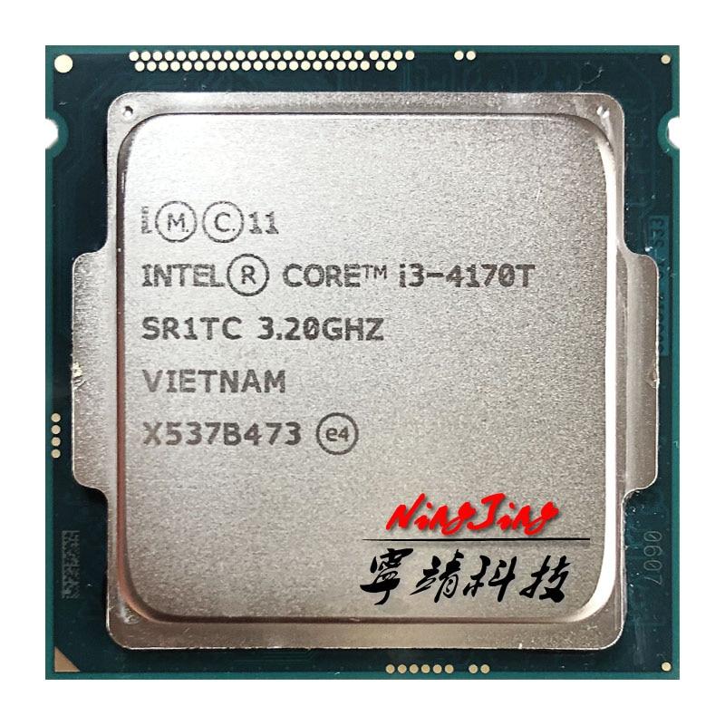 Intel Core i3-4170T i3 4170T 3.2 GHz Dual-Core procesor cpu 3M 35W LGA 1150