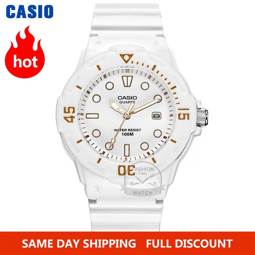 Casio Watch Diving Women Watches Set Top Brand Luxury 100mWaterproof Quartz Watch Ladies Gift Clock Sport Watch Wome Reloj Mujer