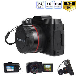 Zoom-Camera Camcorder Professional Digital High-Definition Vlogging Full-Hd1080p 16x