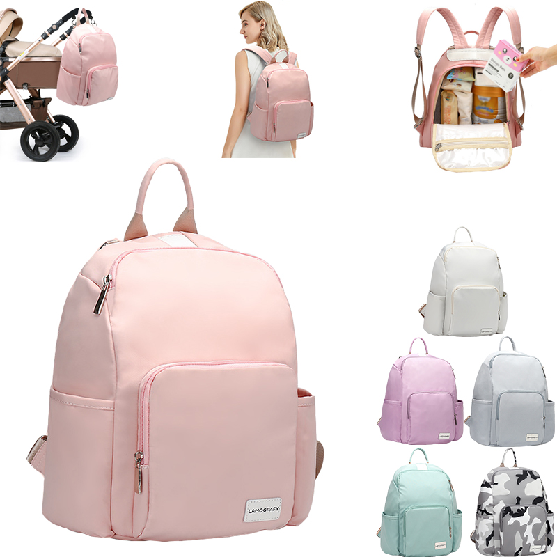 Mummy Nappy Bag Diaper Bags Large Capacity Bag Mom Baby Multi-function Waterproof Travel Backpack Diaper Bag For Baby Care