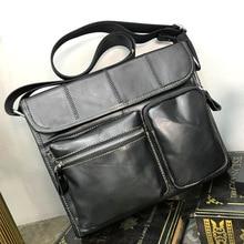Fashion Business Bag Male Messenger Bags Top Designer  Men Briefcase Large Capacity Shoulder Office Handbag
