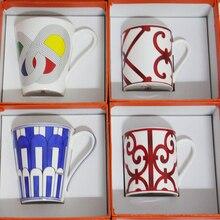 Hot Sale Fine Bone China Coffee Mug and cup European Style Creative Ceramic Afternoon Tea Teacup For Water Beautiful Gift Box