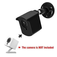 Uchwyt mocujący do kamery Wyze z pokrywą ochronną wewnętrzne użycie na zewnątrz do kamery Xiaomi CCTV Mijia Xiaofang i kamery Wyze 1080p