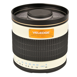 500 мм F/6,3 T-крепление телеобъектив зеркальный объектив для Canon 450D 550D 60D 70D 6D складной телеобъектив T-крепление конверсионный Объектив
