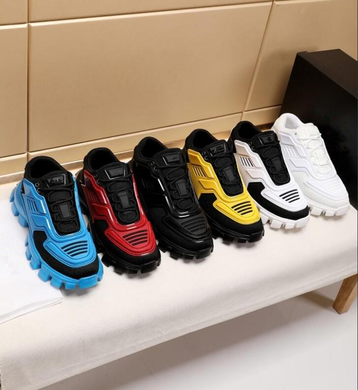 Hottest high quality luxury Brand Triple Transparent Sole Shoes Dad Transparent Sole Sneakers Fashion Men Casual Shoes 35-46
