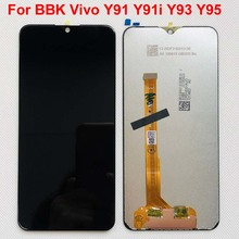 "6.2 ""Per BBK Vivo Y91 Y91i Y91c 1817 1814/display LCD Full + Touch screen Digitizer assembly Per BBK Vivo Y93 1815/Y95 1807"