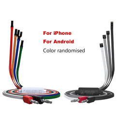 QIANLI Mobile phone power cord for IPHONE Android HUAWEI  XIAOMI  VIVO OPPO One Button Activation Cable Maintenance Line