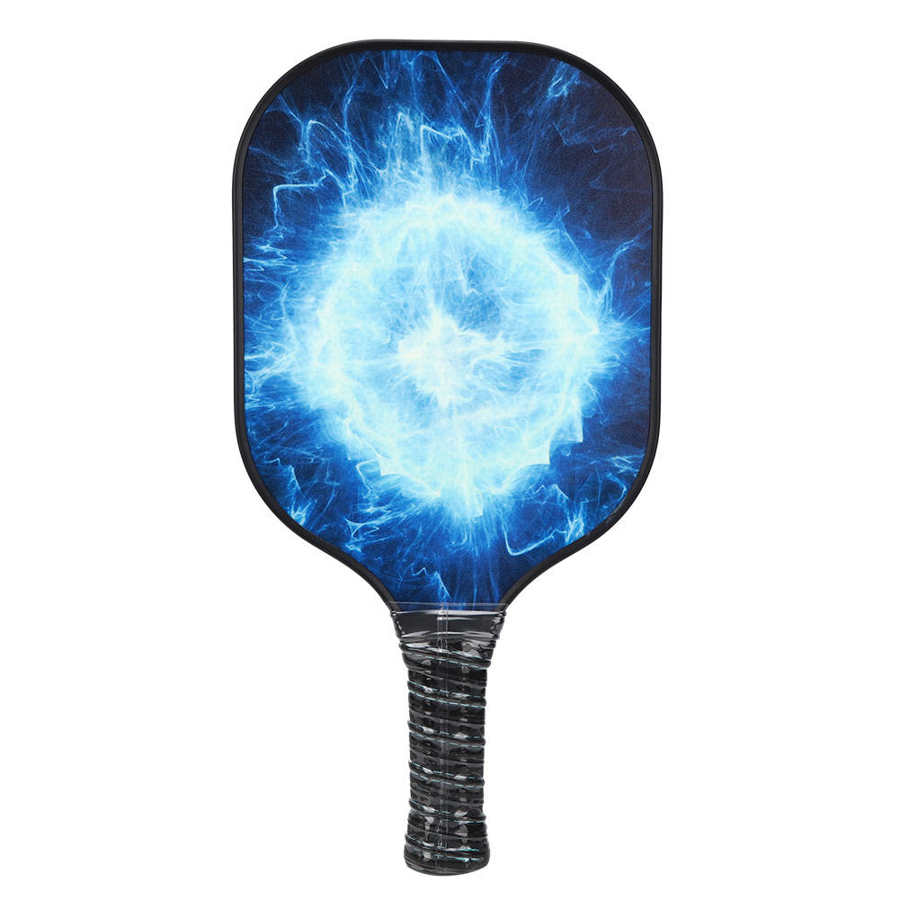 Pickleball Paddle And for Family Children Exercise Anti-Slip Responsive Sturdy Breathable