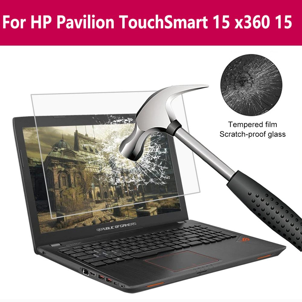 For Hp Pavilion Touchsmart 14 X360 14 Anti-Bluelight Tempered Glass Screen Protector TAB Tablet Protective Film