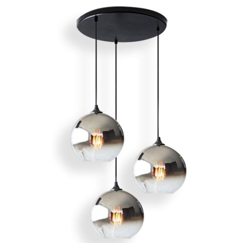 LukLoy Kitchen Island Pendant Lights Bedside Hanging Lamp Bar Counter Dining Table Suspension Pendant Lamps Bathroom Mirror Lamp