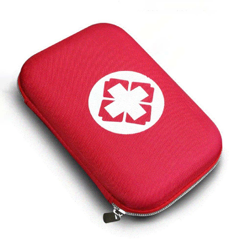 Portable Travel Car First Aid Kits For Home Outdoor Sports Emergency Kit Emergency Medical Bag Emergency Blanket
