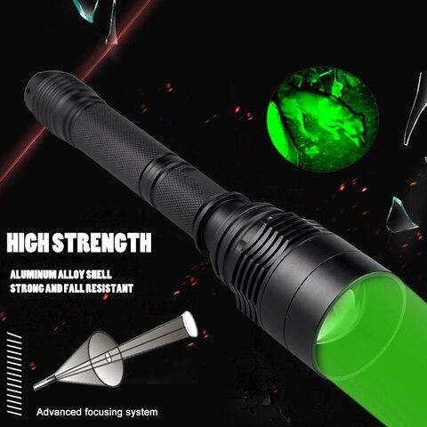 10000 lumens t6 super brilhante arma luz