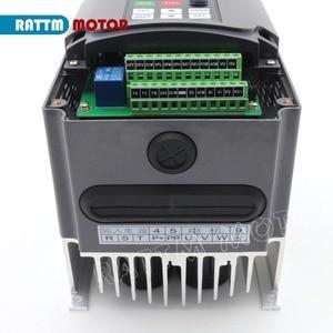 Image 5 - 2021 neue art 3KW Wechselrichter & Konverter 3KW Variabler Frequenz VFD Inverter 4HP 220V für CNC Spindel motor speed control
