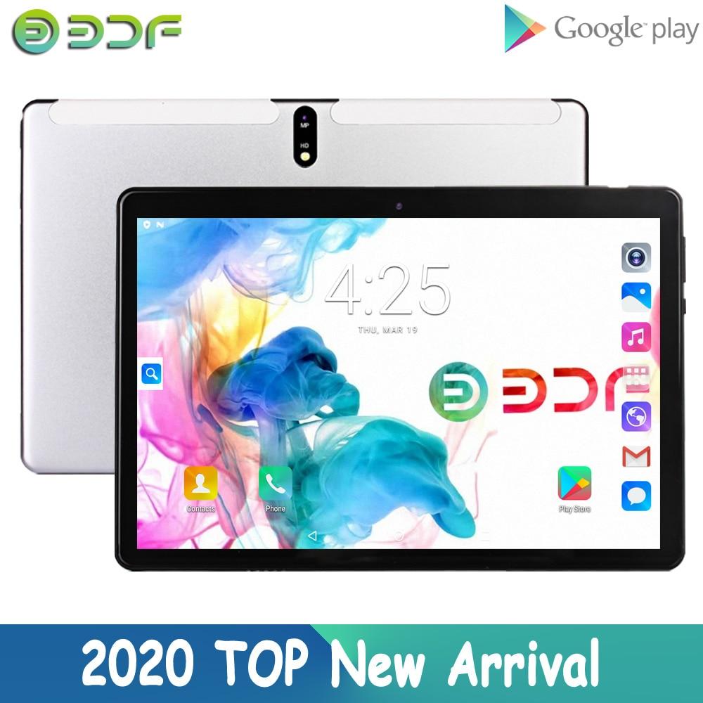 2020 Phone Call Tablet 10 Inch Android 7.0 Quad Core 2GB RAM 32GB ROM 3G Dual SIM Card Google Wifi Bluetooth GPS Tablet Pc OTG
