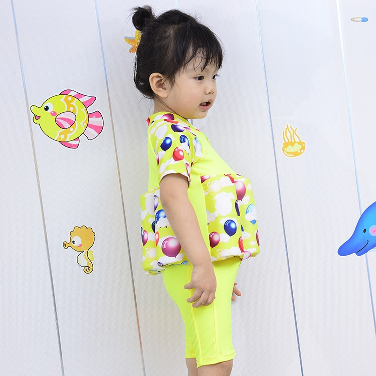 2019 New Style Baby Floating Bathing Suit Baby One-piece Swimming Buoyancy Bathing Suit Men And Women Baby Hot Springs Bathing S