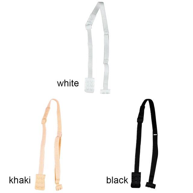 Backless Low Back Bra Strap, Sedensy Women's Adjustable Low Back Bra Converter Straps 6