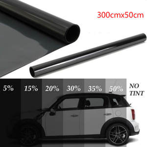 Films Tinting-Film Uv-Protector-Sticker Roll Window-Glass Auto Black Solar Summer Home