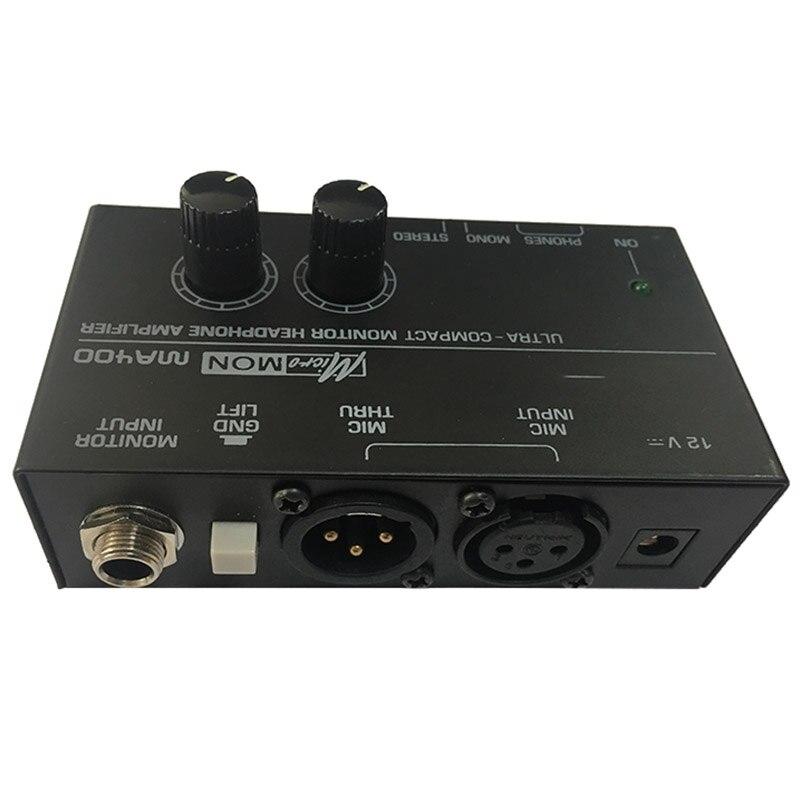 Купить ma400 усилитель для наушников микрофона персональный монитор