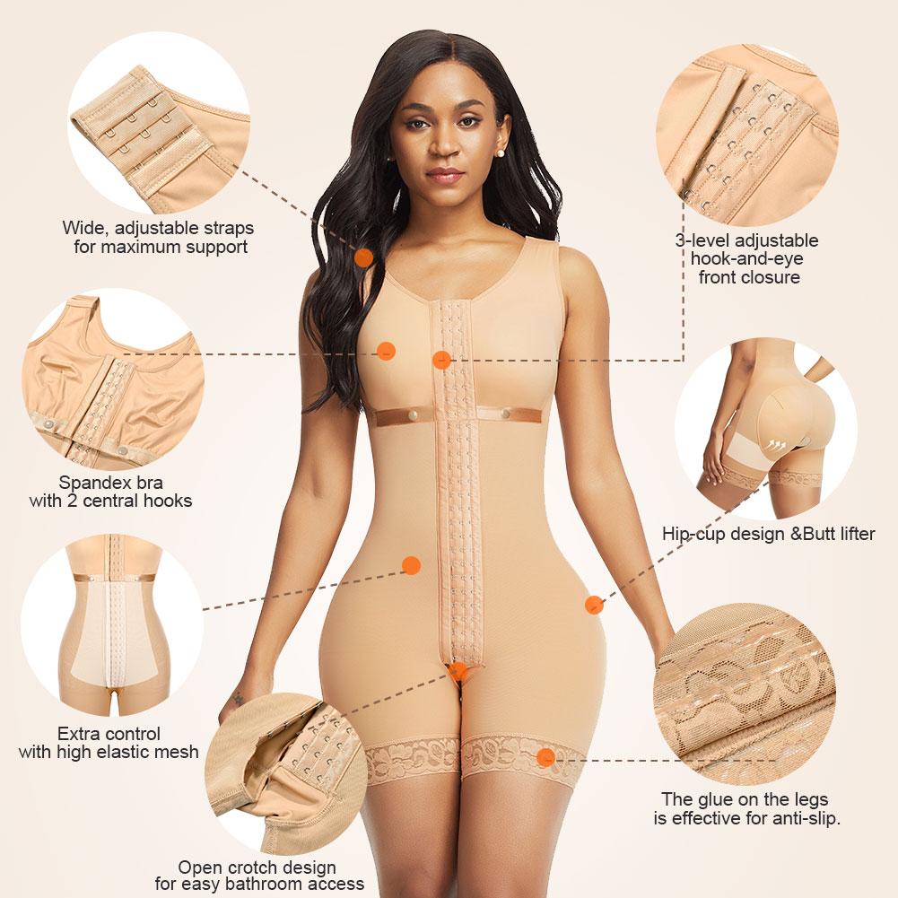 Ultra Body Shaper Full Body Shapewear Griddle