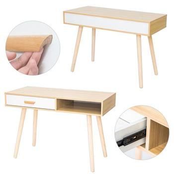 2020 Modern Wooden Computer Desk Study Student Laptop Desk Writing Desk Home Office Practical Desk HWC